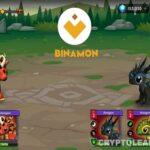 Binamon: Nền tảng trò chơi quái vật kỹ thuật số dựa trên chuỗi khối đầu tiên