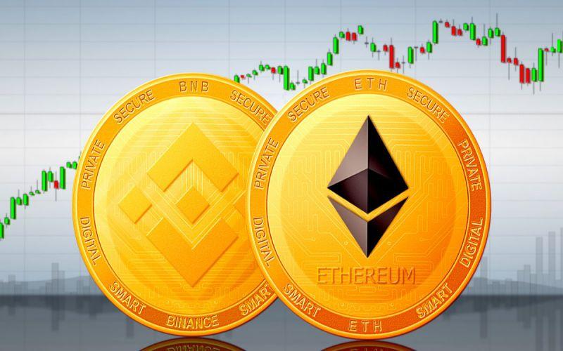 BNB và ETH dẫn đầu phục hồi 200 tỷ đô la vốn hóa thị trường tiền điện tử |  CryptoLeakVN